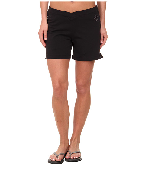 Stonewear Designs - Stonewear Shorts (Black) Women