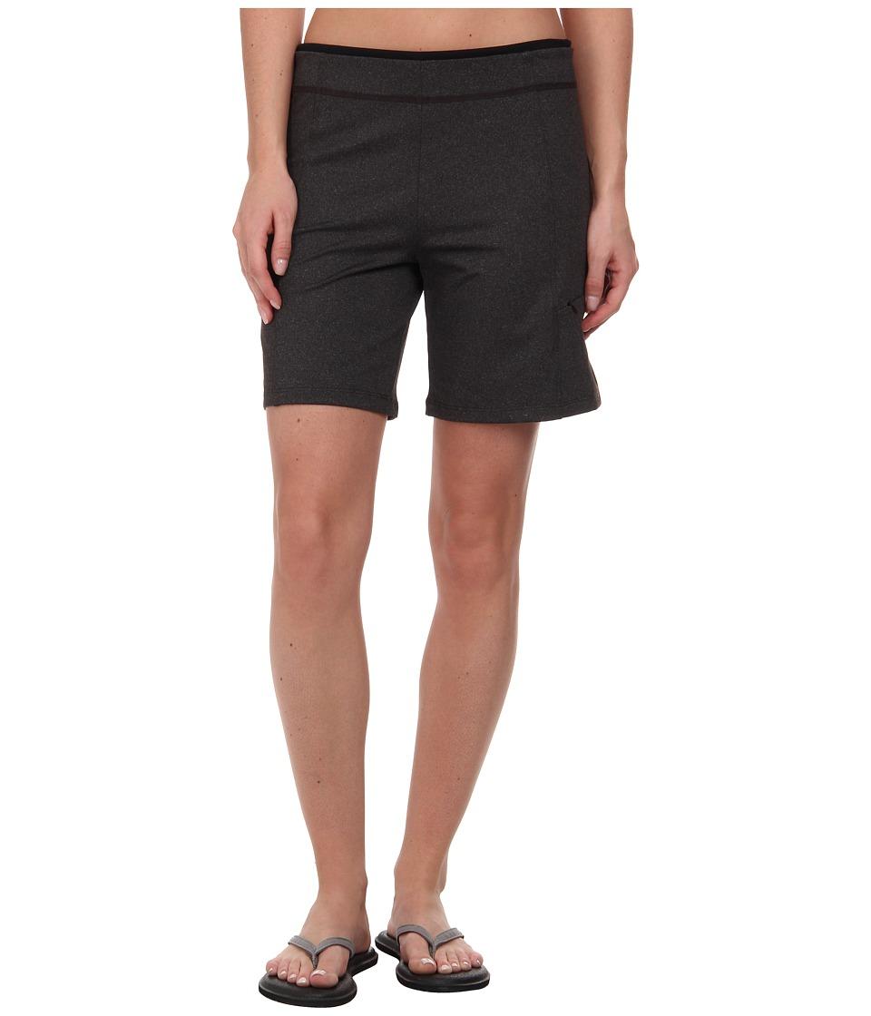 Stonewear Designs - Rockin Shorts (Heather Gray) Women's Shorts