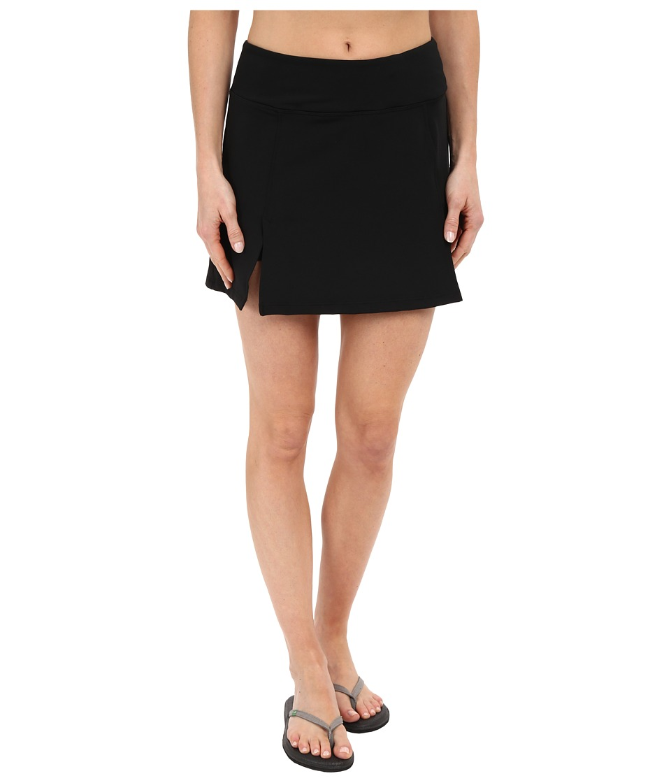 Stonewear Designs - Stride Skort (Black) Women's Skort