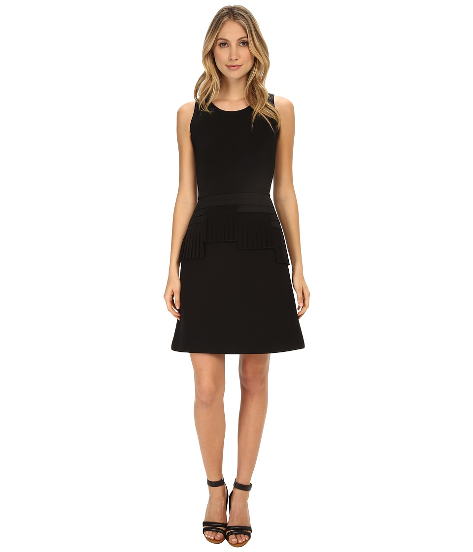 Neil Barrett - PNVE34C (Black) Women's Dress