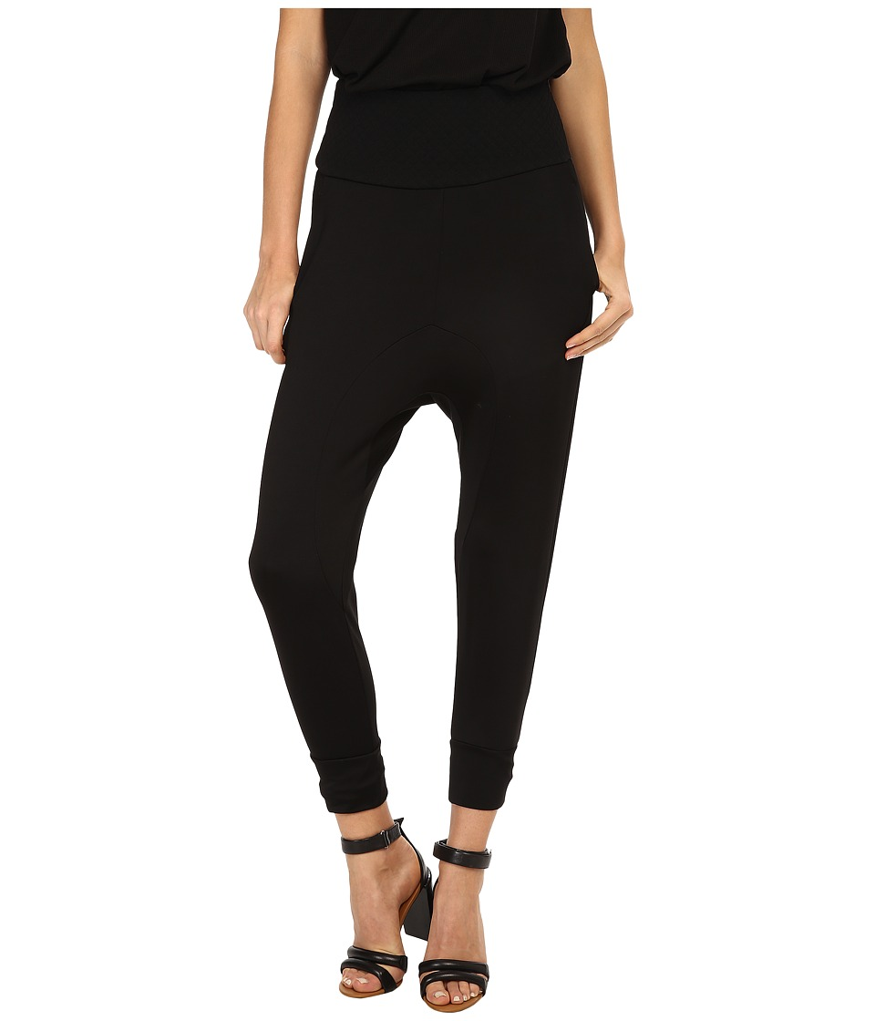 Neil Barrett - PNPA22NH (Black/Black) Women's Dress Pants plus size,  plus size fashion plus size appare