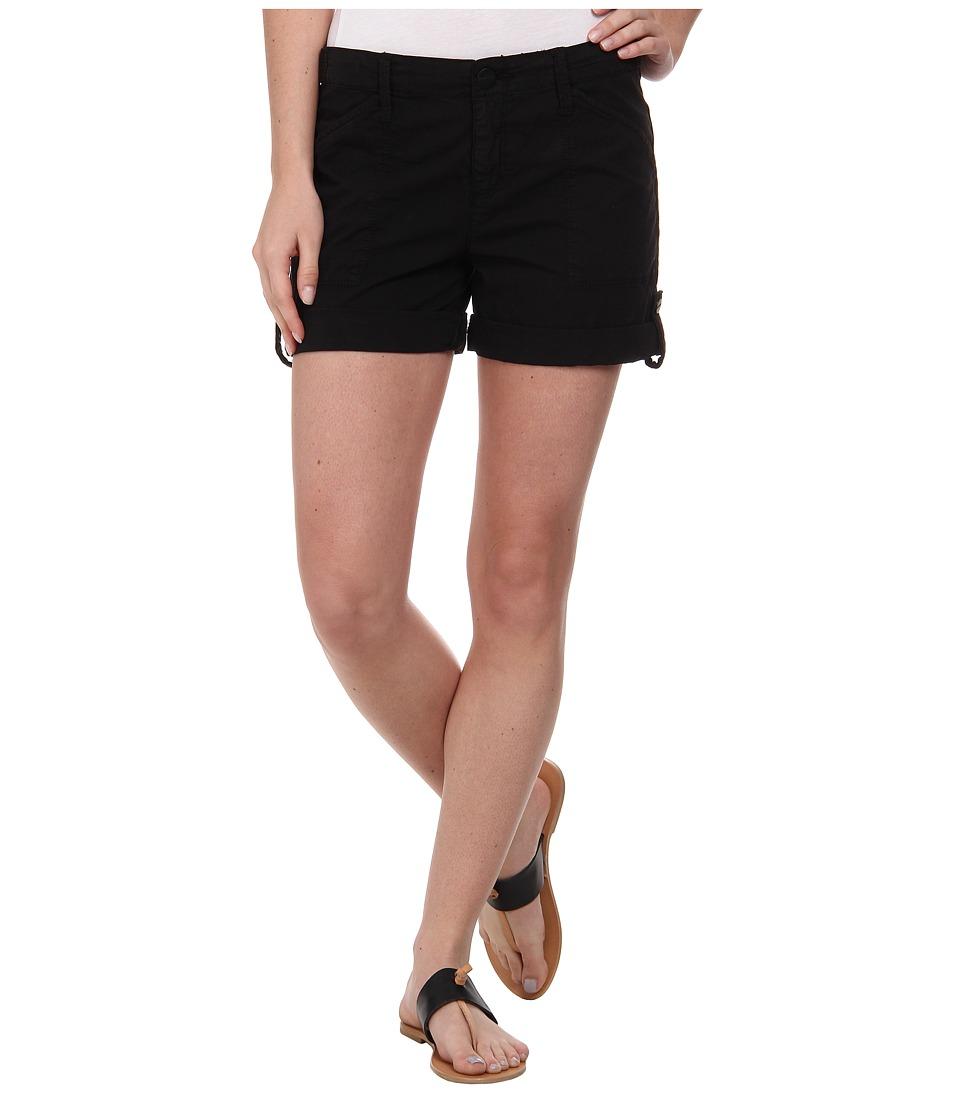 Sanctuary - Nature Shorts (Black) Women's Shorts