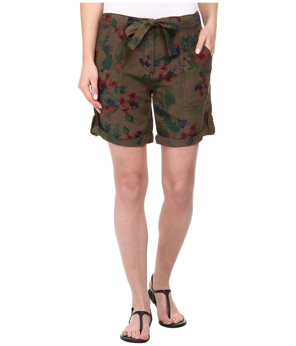 Sanctuary - Sash Shorts (Flora Flage) Women's Shorts