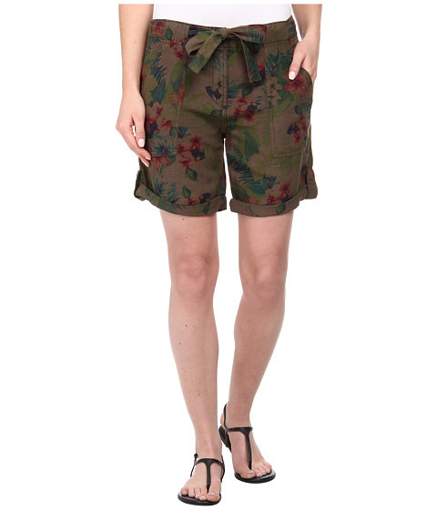Sanctuary - Sash Shorts (Flora Flage) Women's Shorts