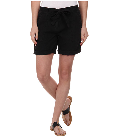 Sanctuary - Sash Shorts (Black) Women's Shorts