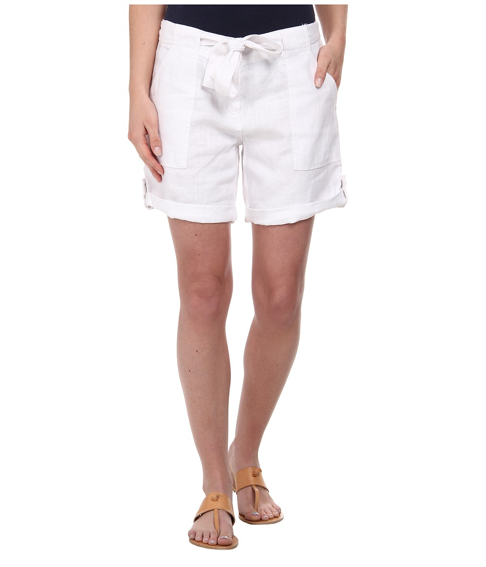 Sanctuary - Sash Shorts (White) Women's Shorts