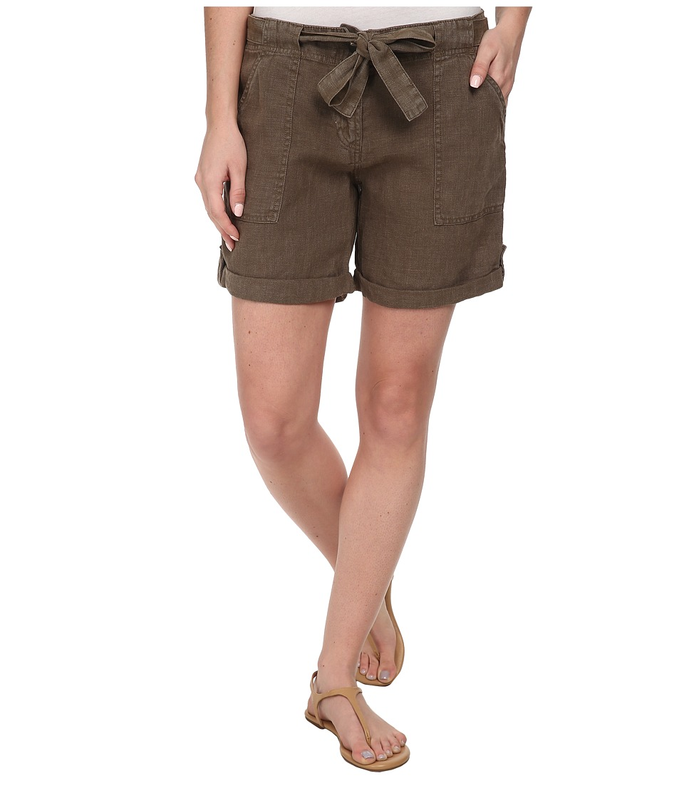 Sanctuary - Sash Shorts (Brown Olive) Women's Shorts