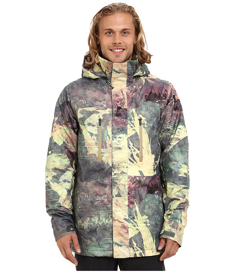 Burton - Breach Jacket 15 (Sandy Scars Satellite Series) Men