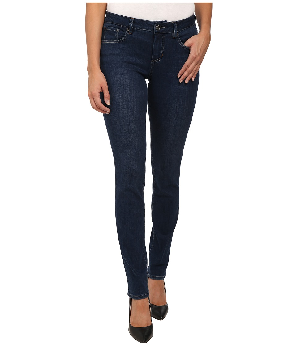 Jag Jeans - Grant Mid Rise Slim Republic Denim in Blue Shadow (Blue Shadow) Women's Jeans