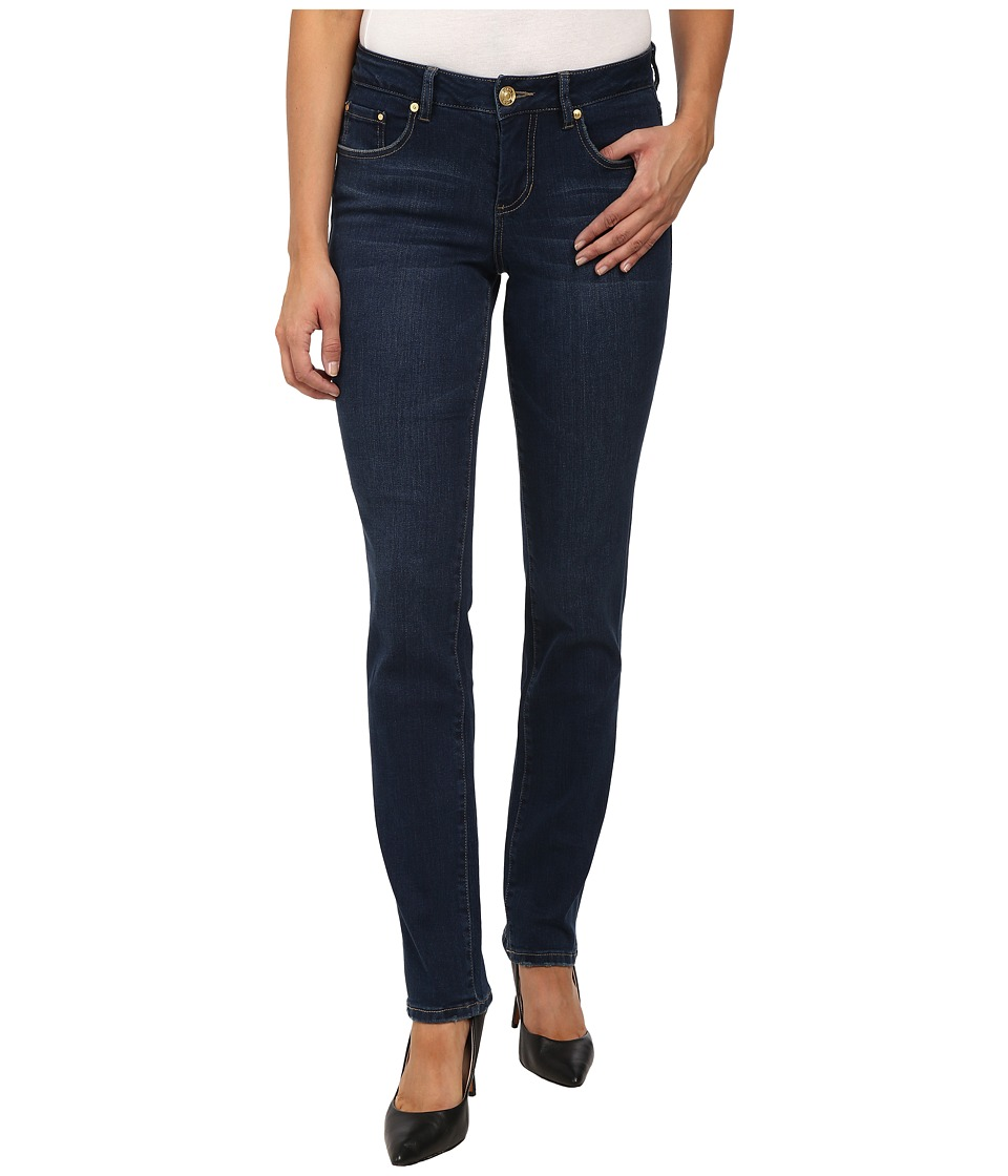 Jag Jeans - Patton Mid Rise Straight Republic Denim in Blue Shadow (Blue Shadow) Women's Jeans