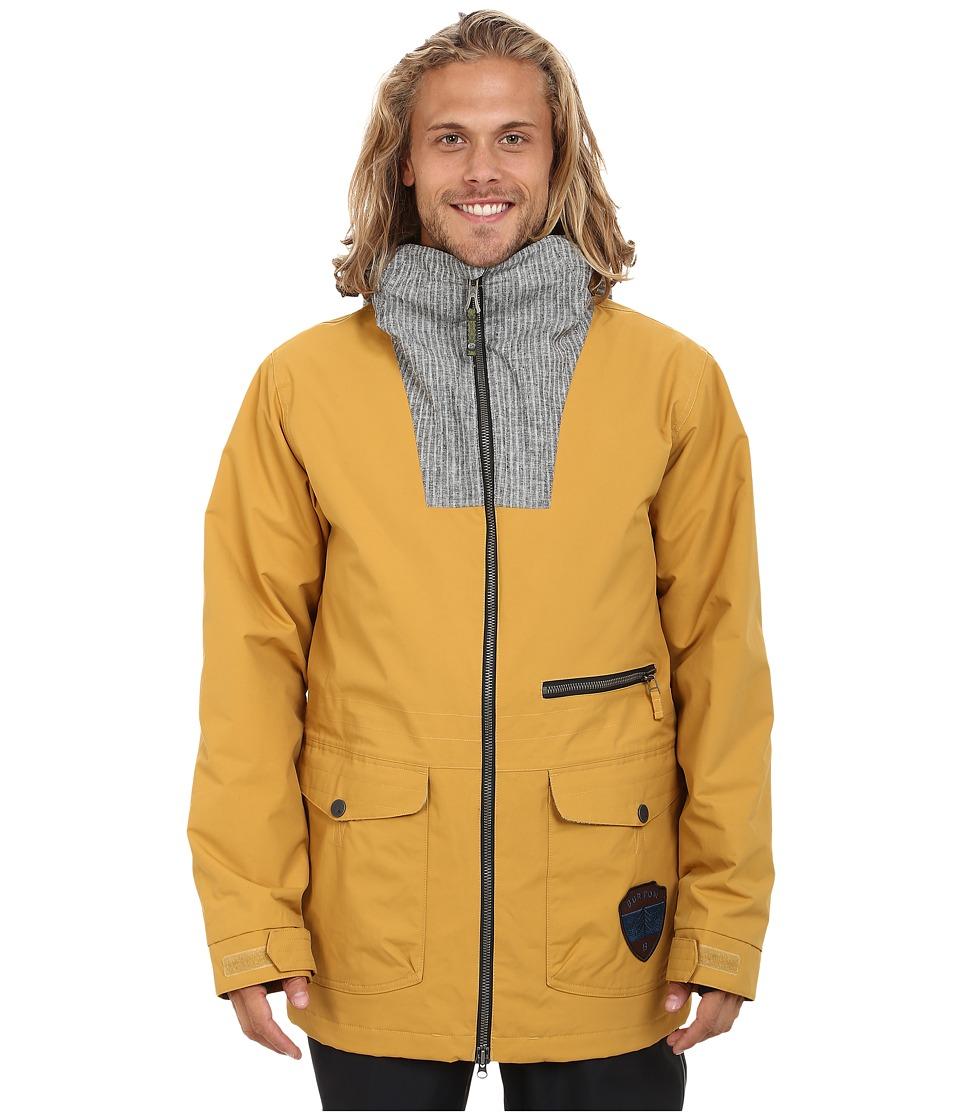 Burton - MB Cambridge Jacket (Nomad/Railroad) Men's Coat