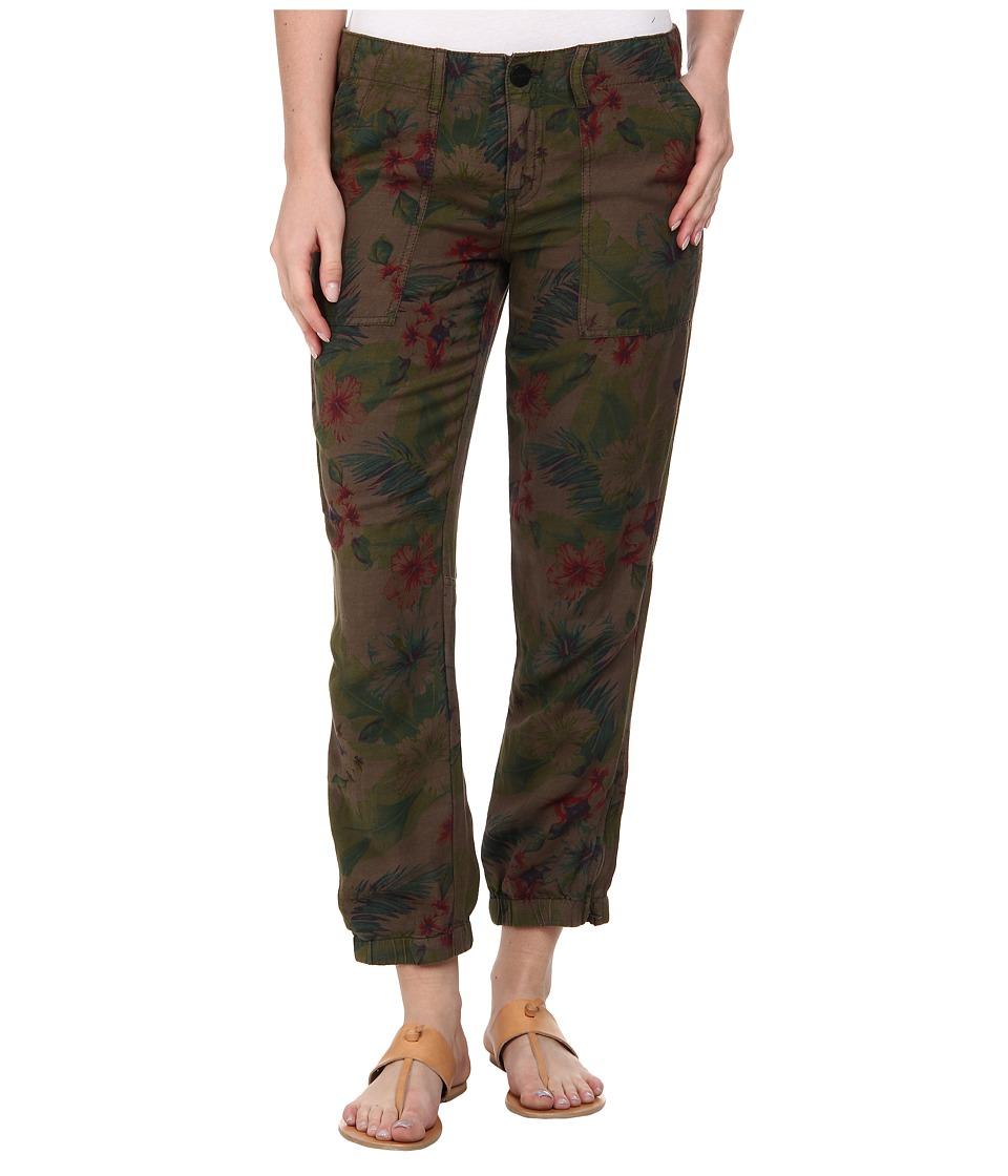 Sanctuary - Peace Trooper Pants (Flora Flage) Women's Casual Pants