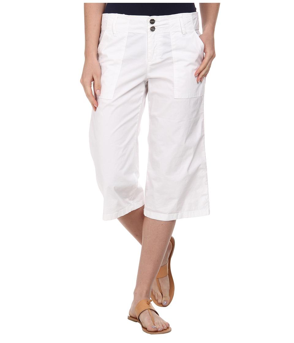 Sanctuary - Surplus Culotte Pants (White) Women's Casual Pants