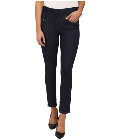 Jag Jeans - Amelia Pull-On Slim Ankle Comfort Denim in Dark Shadow (Indigo) Women's Jeans