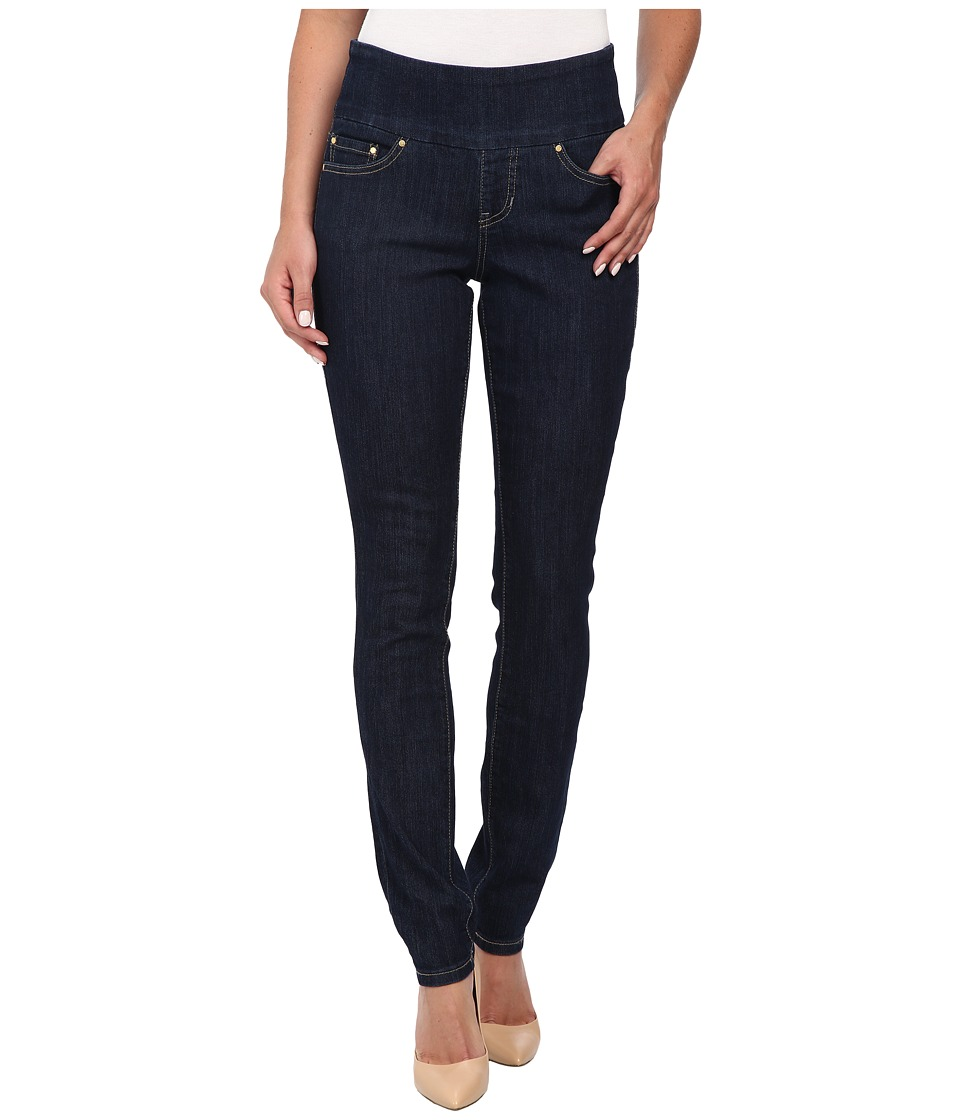 Jag Jeans - Chandler Pull-On Skinny Comfort Denim in Dark Shadow (Indigo) Women's Jeans