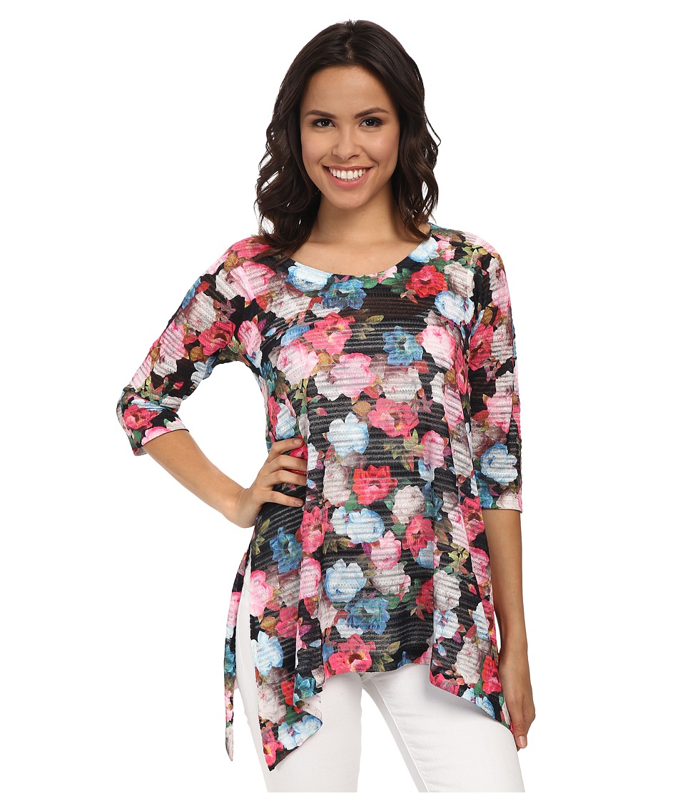 Nally & Millie - Floral Tunic (Multi) Women
