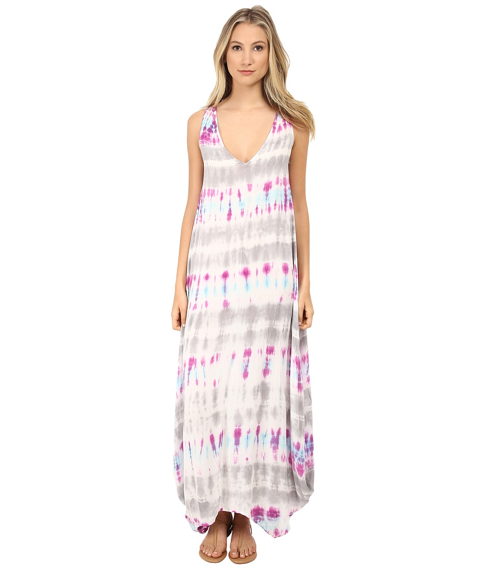 Young Fabulous & Broke - Ali Maxi (Orchid Bamboo Wash) Women's Dress
