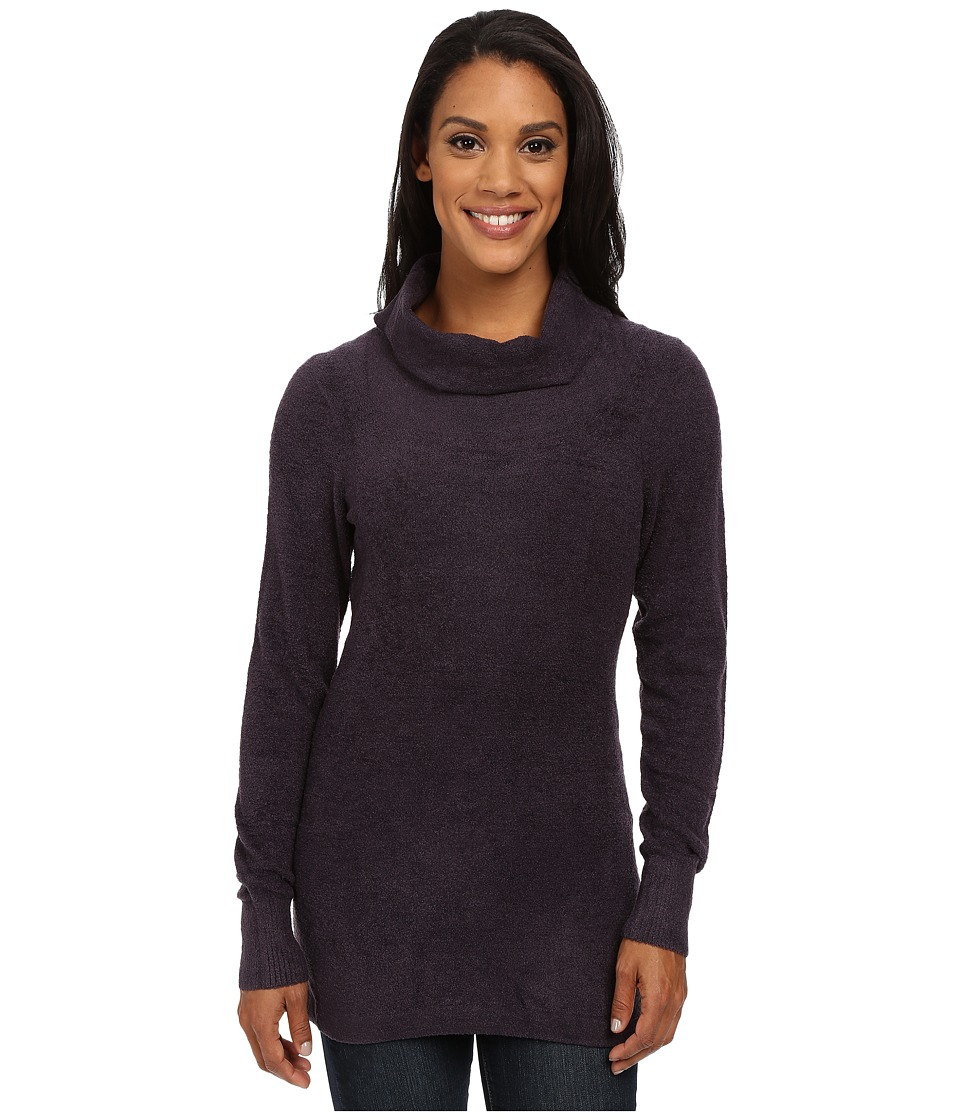 ExOfficio - Irresistible Dolce Cowl Neck Sweater (Nocturnal) Women's Sweater