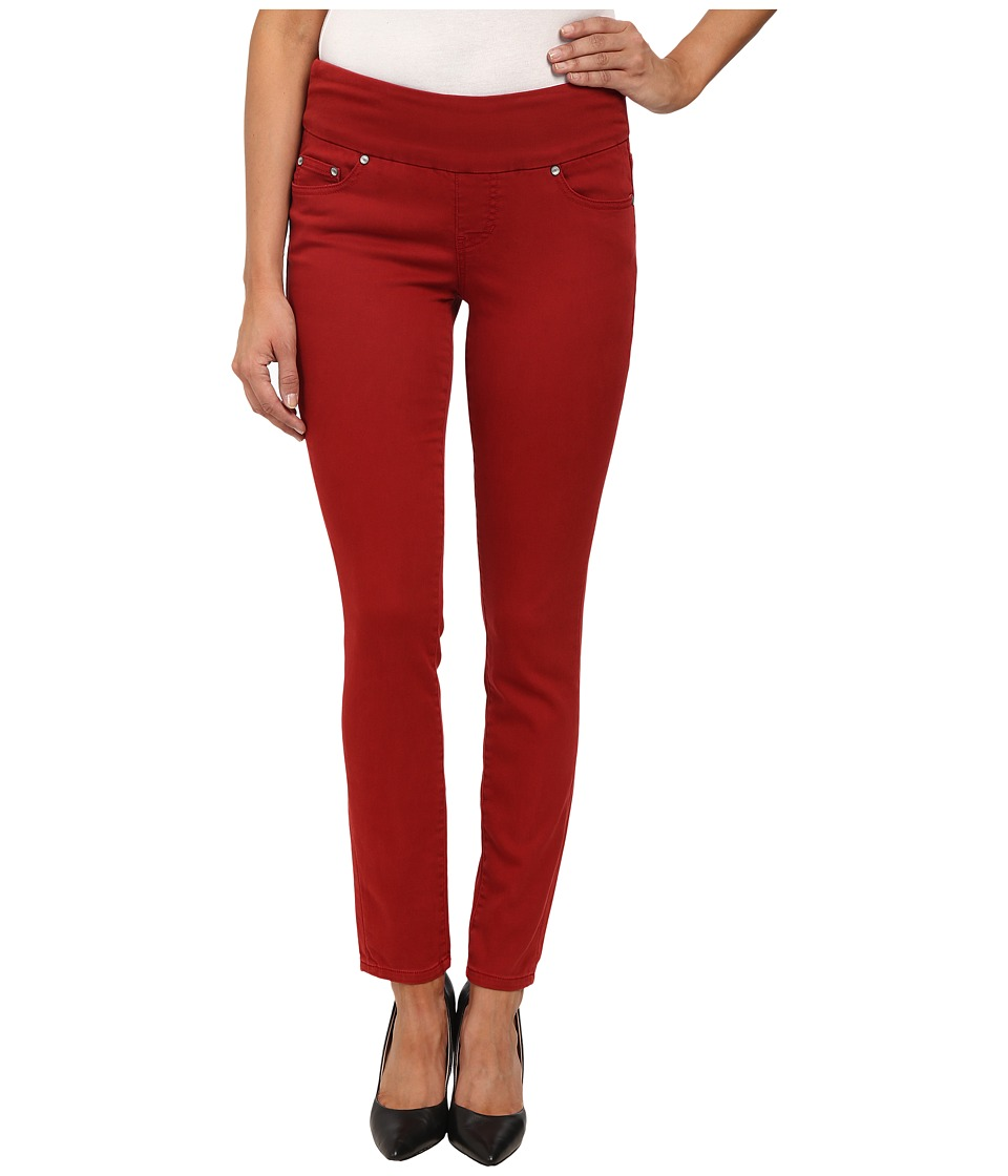Jag Jeans - Nora Pull-On Skinny Knit Denim in Cayenne (Cayenne) Women's Jeans