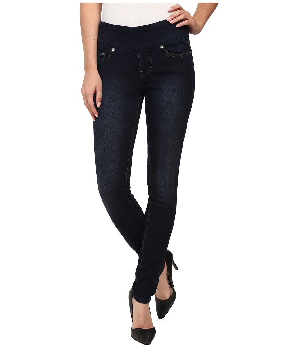 Jag Jeans - Nora Pull-On Skinny Knit Denim in Dark Whale (Dark Whale) Women's Jeans
