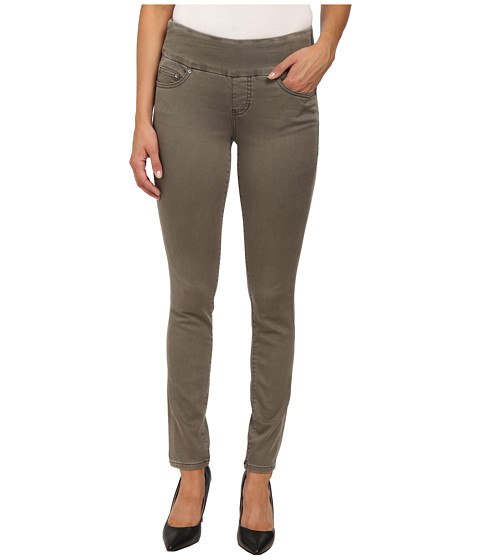 Jag Jeans - Nora Pull-On Skinny Knit Denim in River Rock (River Rock) Women