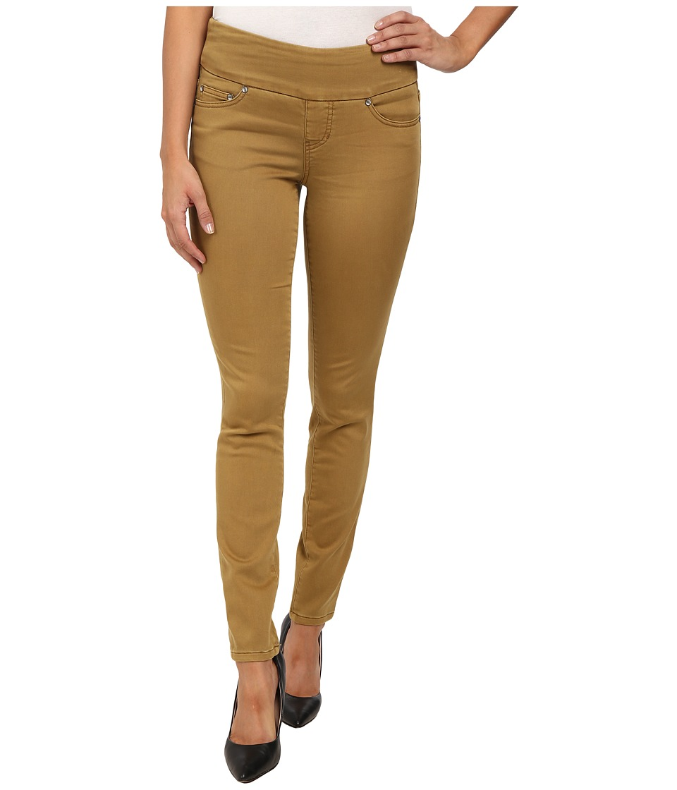 Jag Jeans - Nora Pull-On Skinny Knit Denim in Goldie (Goldie) Women's Jeans
