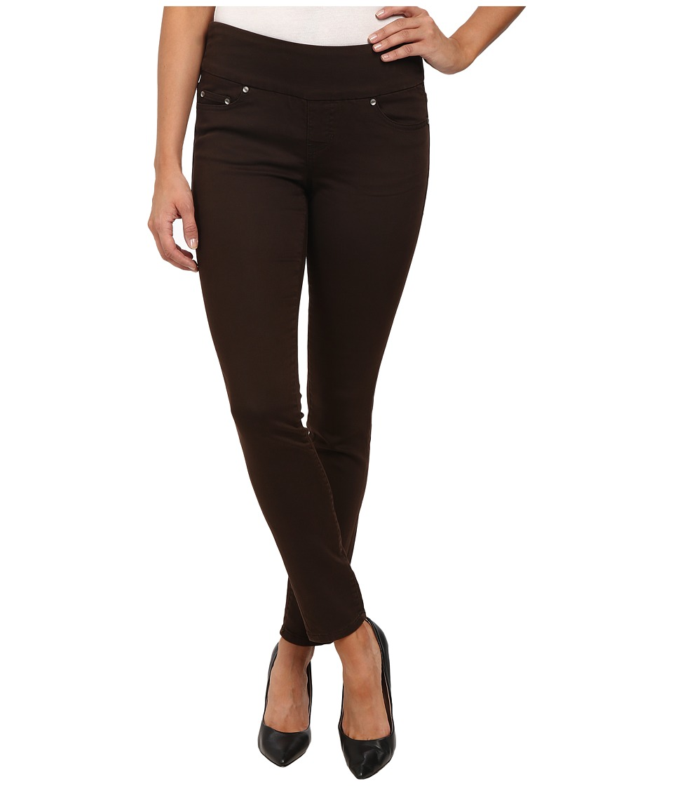 Jag Jeans - Nora Pull-On Skinny Knit Denim in Coffee (Coffee) Women's Jeans