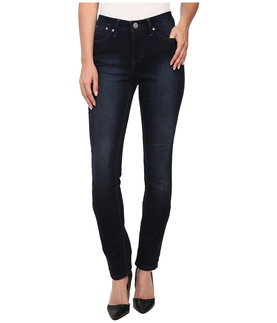 Jag Jeans - Janette Mid Rise Slim Knit Denim in Dark Whale (Dark Whale) Women