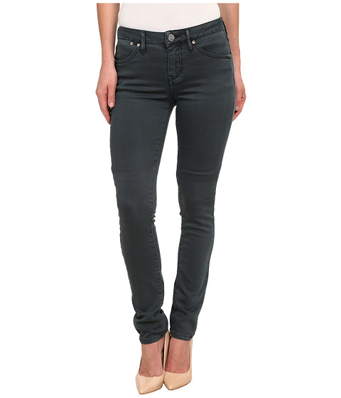 Jag Jeans - Janette Mid Rise Slim Knit Denim in Moody (Moody) Women