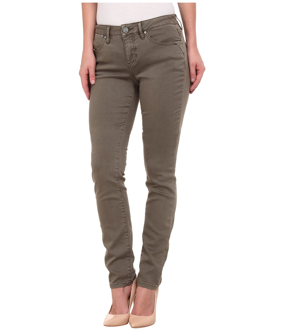 Jag Jeans - Janette Mid Rise Slim Knit Denim in River Rock (River Rock) Women