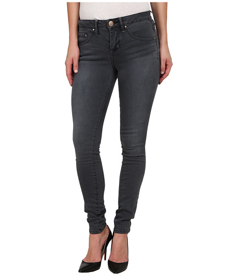 Jag Jeans - Jackie Mid Rise Skinny Capital Denim in Britain Blue (Britain Blue) Women
