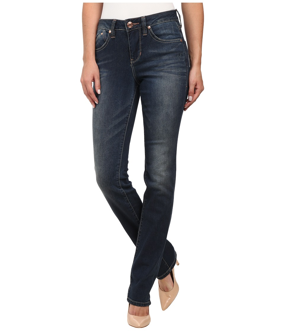 Jag Jeans - Sophie Mid Rise Straight Capital Denim in Blue Ridge (Blue Ridge) Women's Jeans