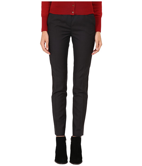Vivienne Westwood Red Label - Classic Fine Wool Tuxedo Trousers (Black) Women