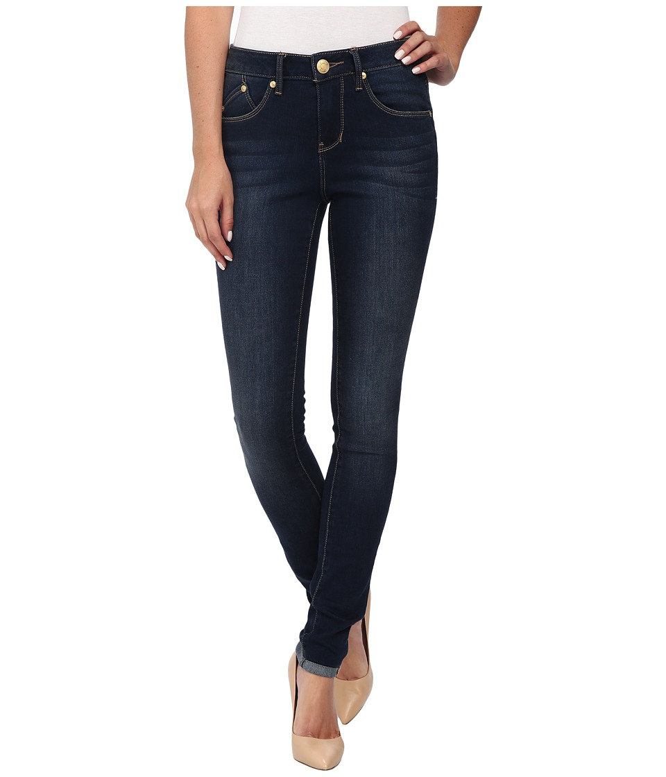 Jag Jeans - Laramie Mid Rise Skinny Alpha Denim in Blue Elvis (Blue Elvis) Women's Jeans