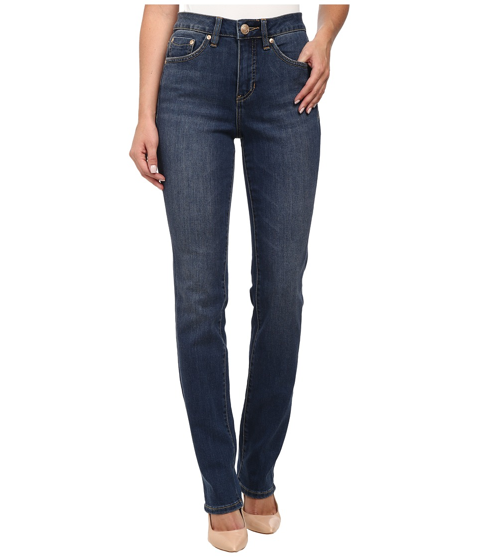 Jag Jeans - Sydney High Rise Straight Alpha Denim in Sweet Surrender (Sweet Surrender) Women's Jeans