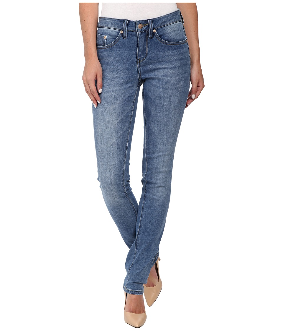 Jag Jeans - Hayward Mid Rise Slim Alpha Denim in Blue Water (Blue Water) Women's Jeans
