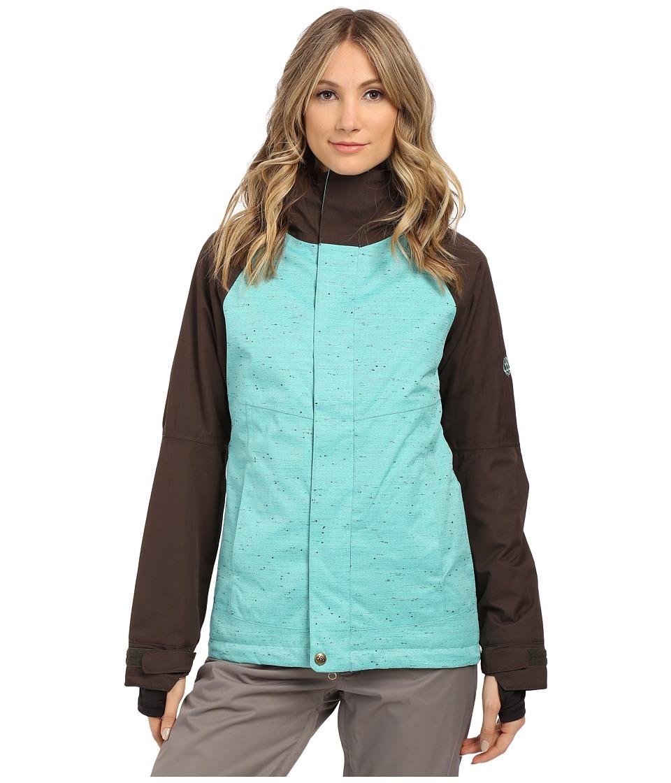 686 - Authentic Smarty Catwalk Jacket (Tiffany Textured Herringbone) Women