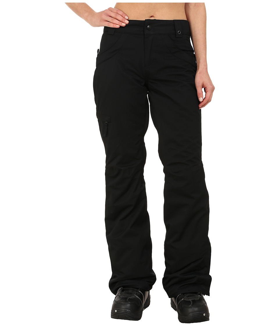 686 - Authentic Patron Insulated Pants (Black Herringbone) Women