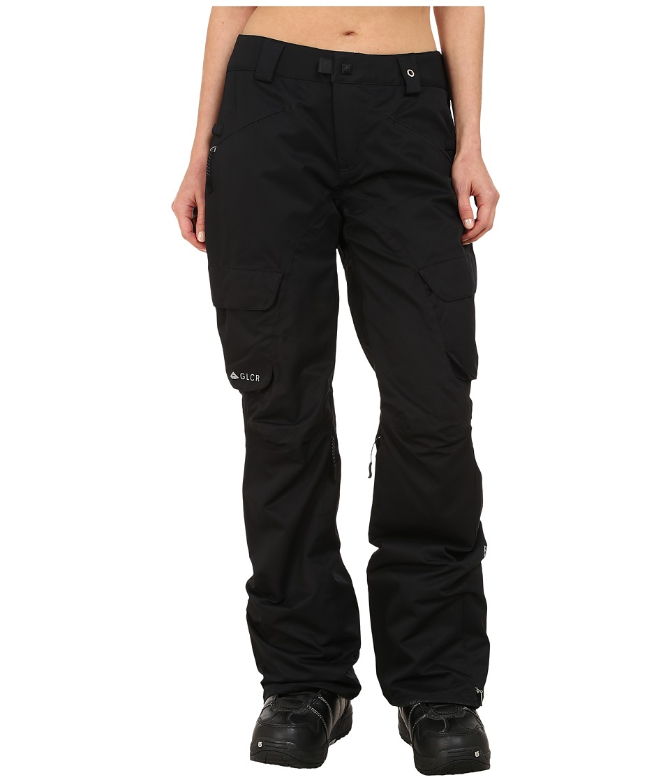 686 - GLCR Geode Thermograph Pants (Black Diamond Dobby) Women's Casual Pants