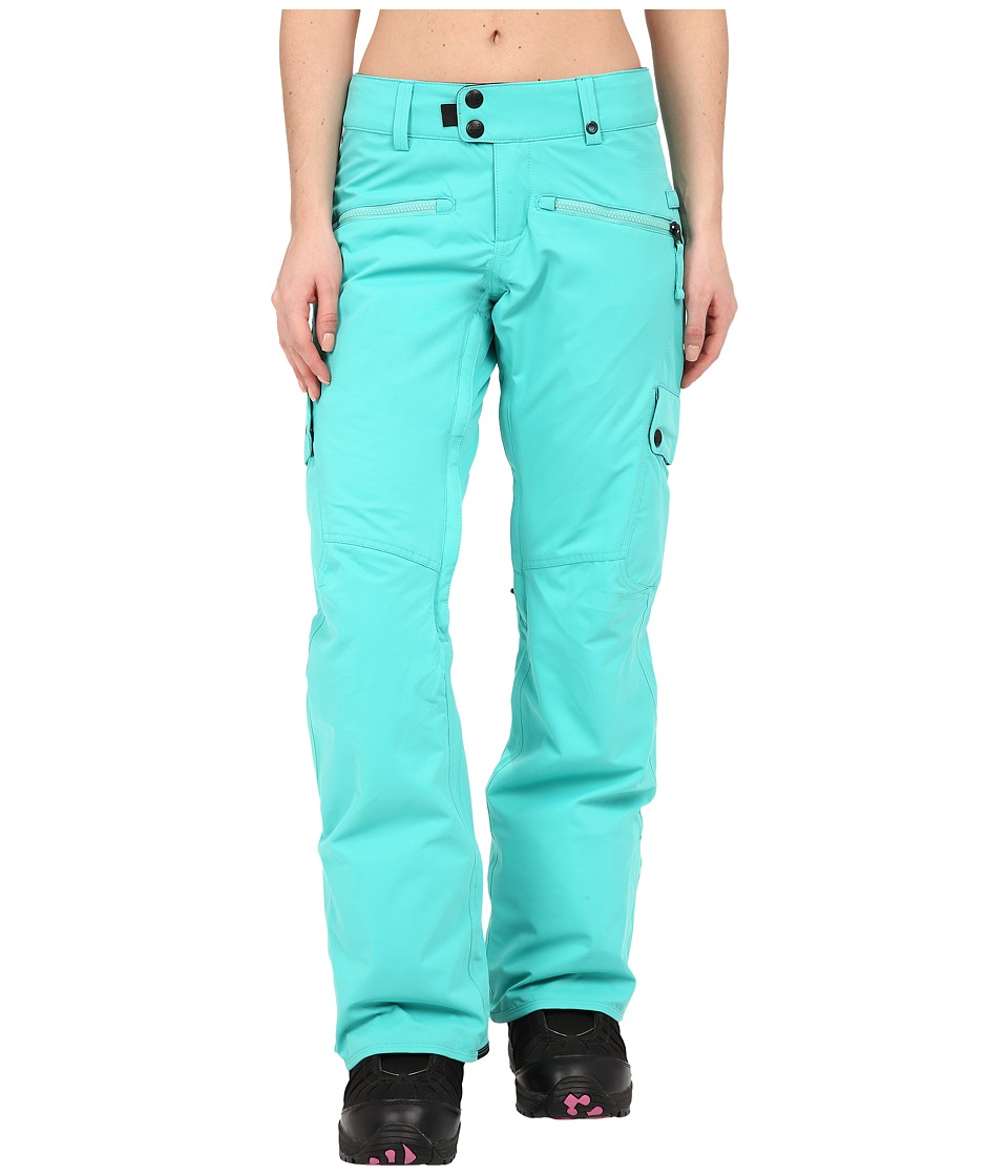 686 - Authentic Mistress Insulated Pants (Tiffany Diamond Dobby) Women's Casual Pants