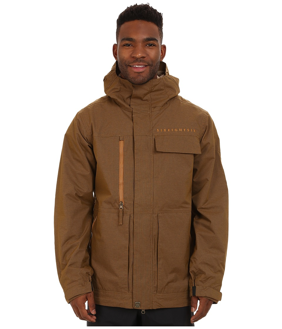 686 - Authentic Smarty Form Jacket (Duck Pincord) Men's Coat