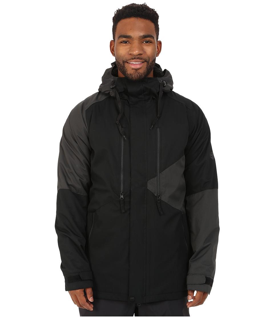 686 - Authentic Arcade Insulated Jacket (Black Color Block) Men