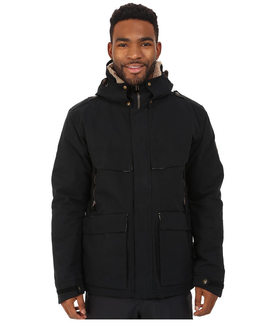 686 - Parklan Field Insulated Jacket (Black Ripstop) Men's Coat