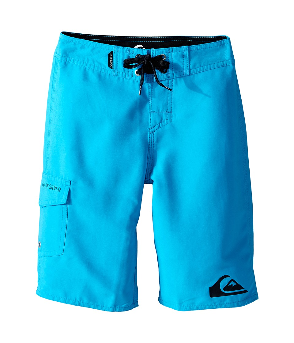 Quiksilver Kids - Everyday Boardshorts (Big Kids) (Hawaiian Ocean) Boy's Swimwear