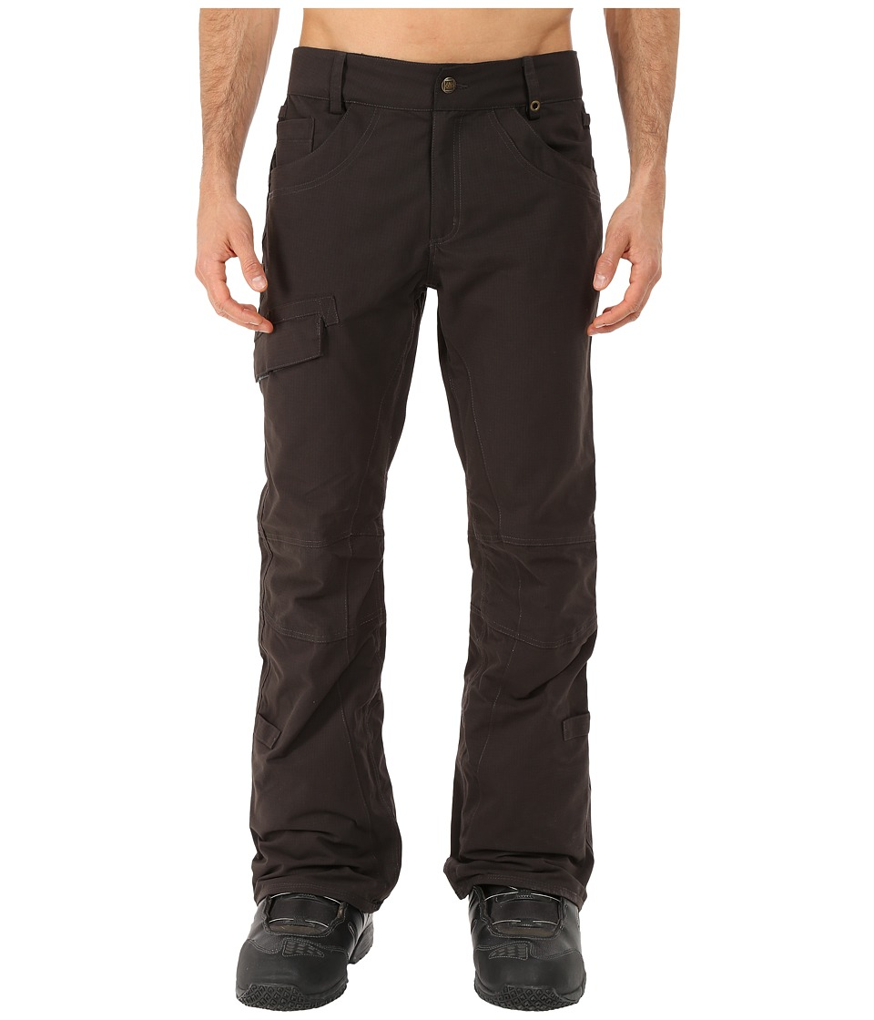 686 - Parklan Shadow Pants (Coffee Ripstop) Men's Casual Pants