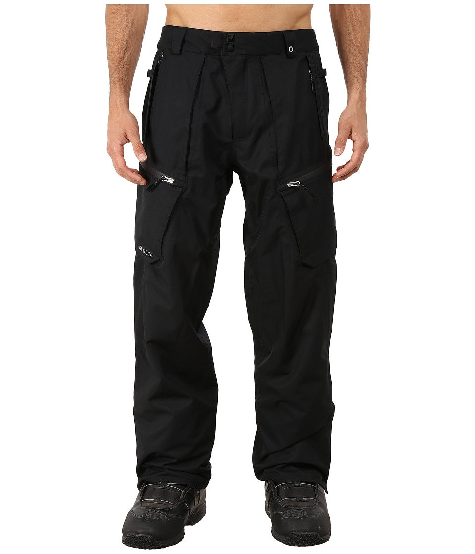 686 - GLCR Quantum Thermograph Pants (Black) Men's Casual Pants