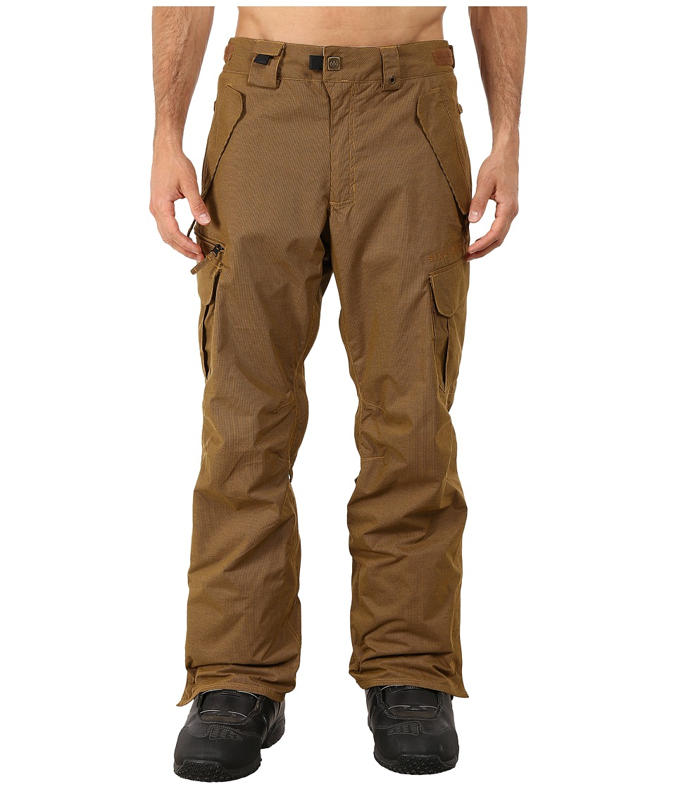 686 - Authentic Smarty Cargo Pants (Duck Pincord) Men's Casual Pants