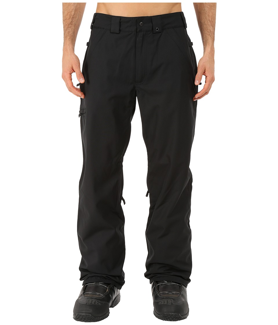 686 - Authentic Standard Pant (Black 1) Men's Outerwear