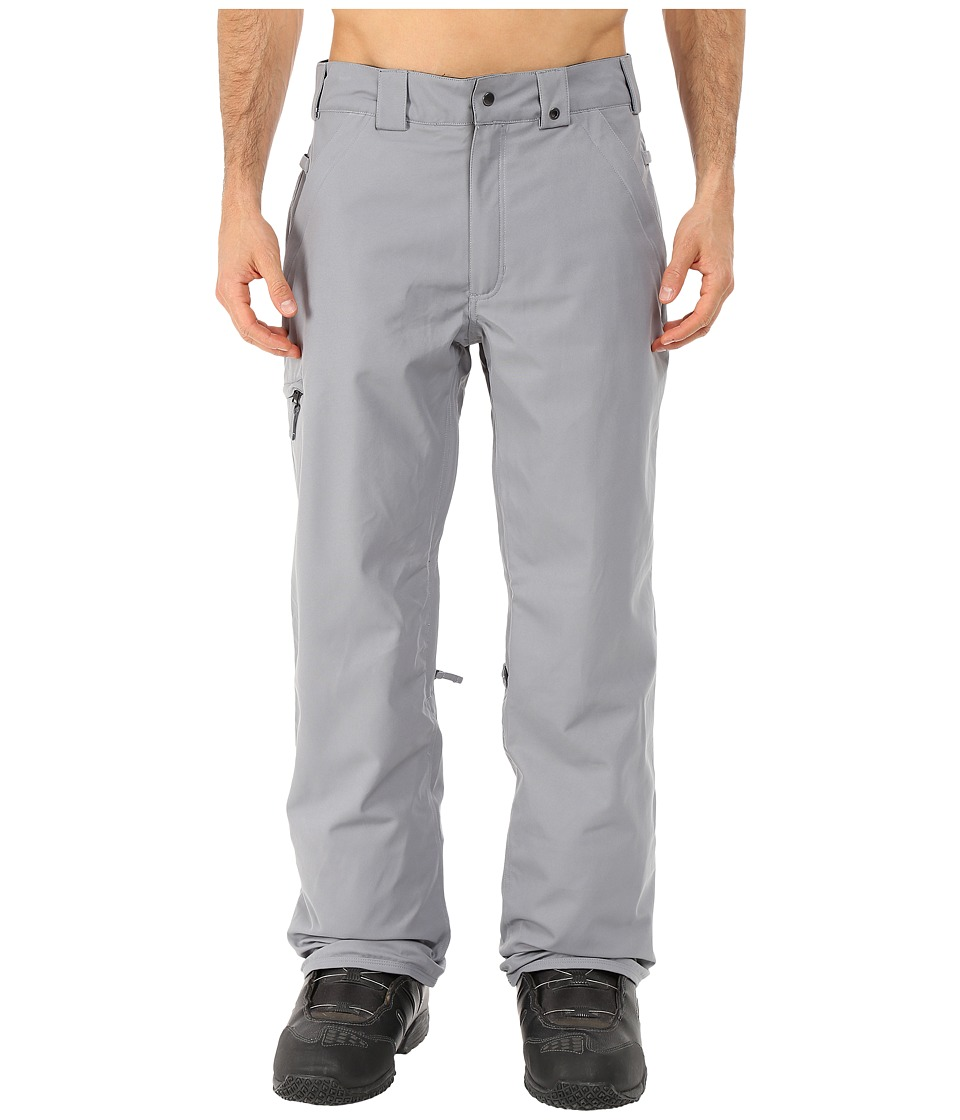 686 - Authentic Standard Pant (Grey) Men's Outerwear