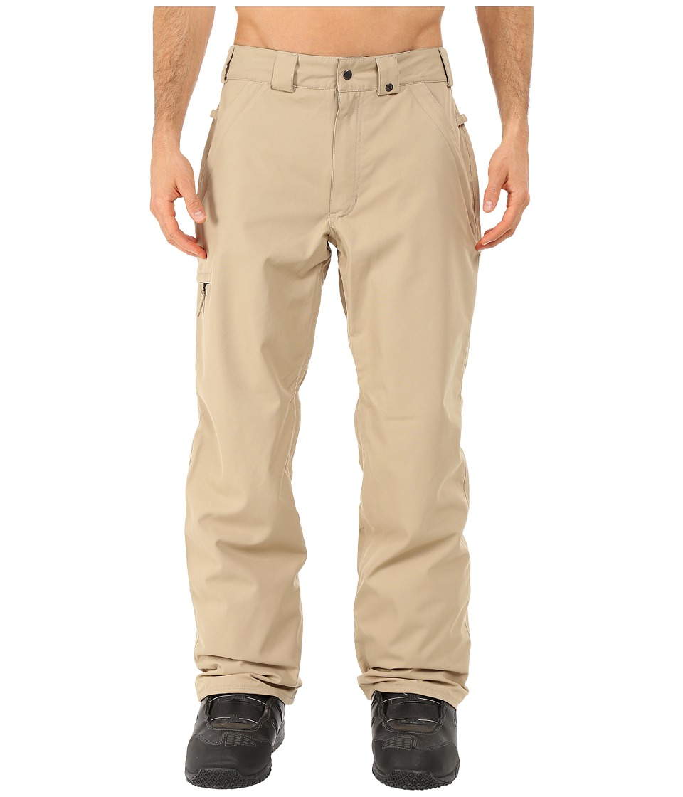 686 - Authentic Standard Pant (Khaki) Men's Outerwear